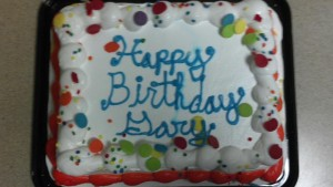 HappyBirthDay Gary Baker