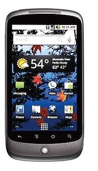 Google Nexus One Smartphone