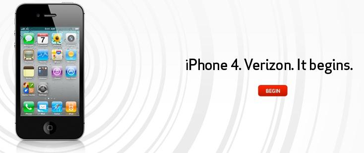 Verizon 3G iPhone 4