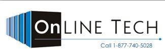 Online Tech Logo