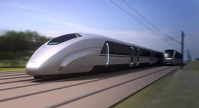 Hi Speed Train