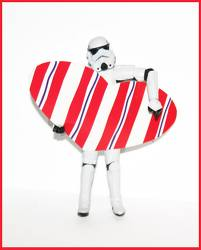 Star Trooper Valentine