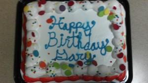 HappyBirthDay Gary Baker