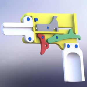 3 D Gun