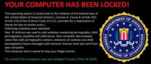 FBI Ransomeware