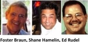 Fos, Shane, Ed