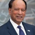 LTU President Virinder Moudgil
