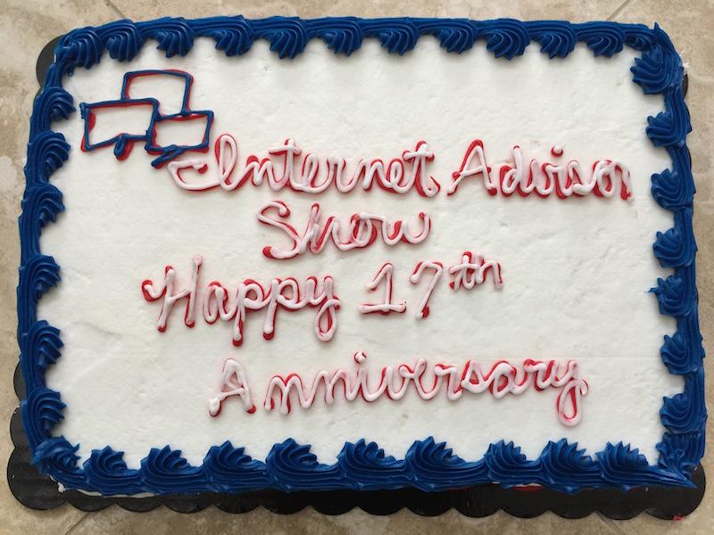 17th Anniv Cake sm