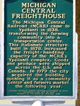 Freighthouse Marker