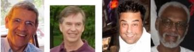 Foster Braun, Gary Baker, Shane Hamelin, Cal Carson