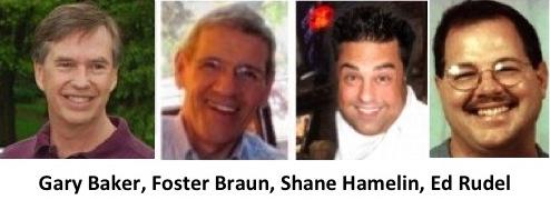 Gary, Fos, Shane, Ed custom