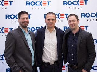 Rocket Fiber Team