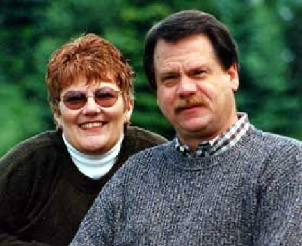 Kay and Ron