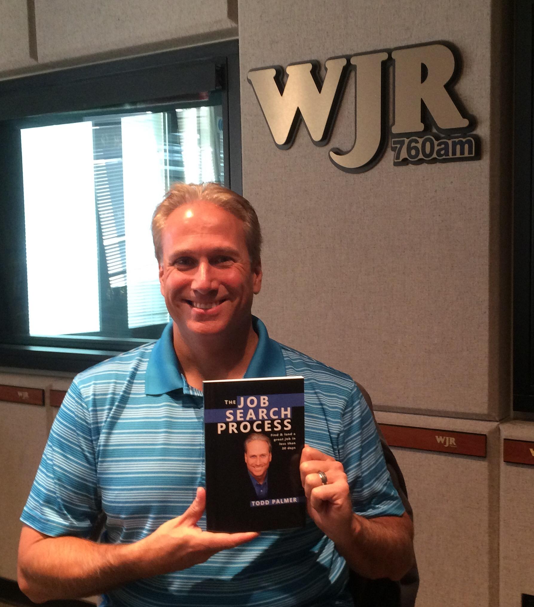 Todd w Book