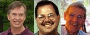 Gary, Ed, Foster