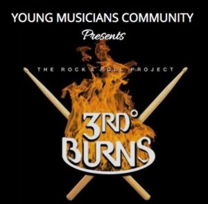 3rd Degree Burns logo