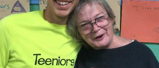 Podcast 1726: Teeniors: Teens and Seniors Tackling Tech