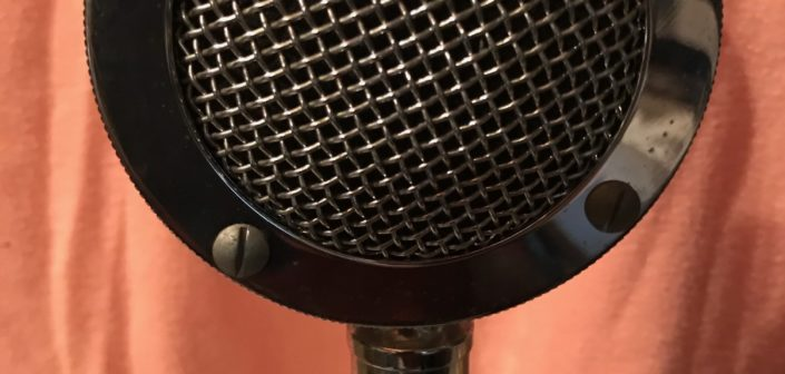 """Podcast 1927 – A different, yet classic form of """"wireless"""" communication."""