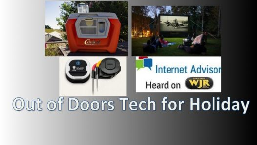 Podcast 2021 – Tech for the Holiday Out of Doors