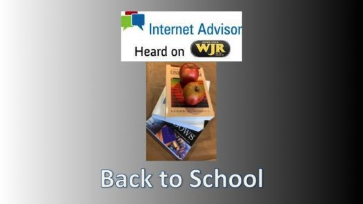 Podcast 2033 – Back to School