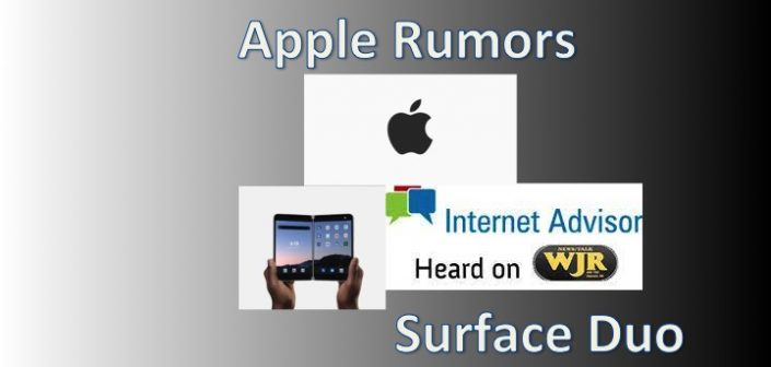 Podcast 2037 – Microsoft Surface Duo News, Napster Flashback, and Apple announcement rumors