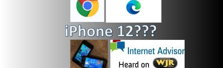 Podcast 2040 – Browser Battles and is there a iPhone 12?