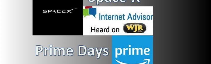 Podcast 2041 – Internet from Space and we are Prime for it.