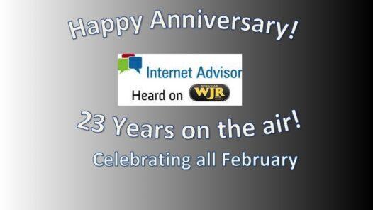 Podcast 2106 – Happy 23rd Anniversary!