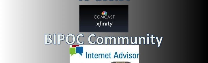 "Podcast 2107 – Comcast ""Rises"" to assist the BIPOC Community"