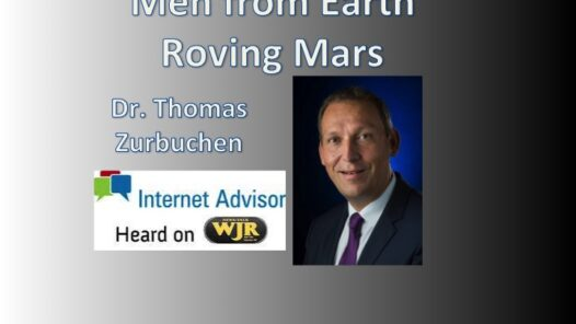 Podcast 2115 – Men from Earth roving Mars!