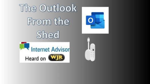 Podcast 2121 – Ed's Outlook from the Shed