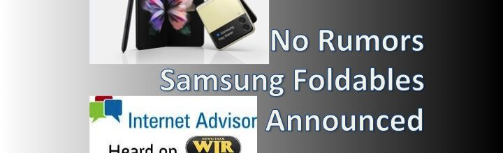 Podcast 2132 – New Samsung Phones and Back to School Tips